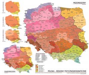 regiony-fizycznogeograficzne-Polski (1)
